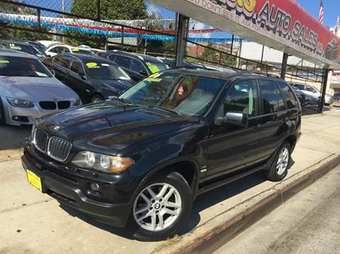 2006 BMW X5 for sale at United Brothers Auto Sales in Jamaica NY