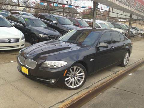 2011 BMW 5 Series for sale at United Brothers Auto Sales in Jamaica NY