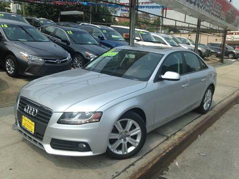 2011 Audi A4 for sale at United Brothers Auto Sales in Jamaica NY
