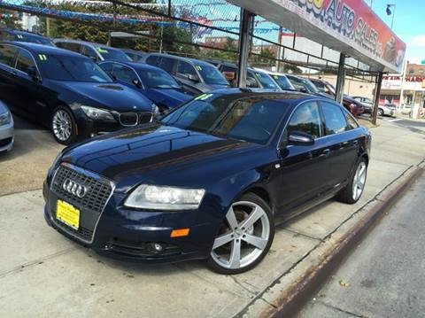 2008 Audi A6 for sale at United Brothers Auto Sales in Jamaica NY