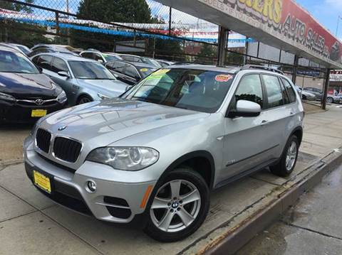 2013 BMW X5 for sale at United Brothers Auto Sales in Jamaica NY
