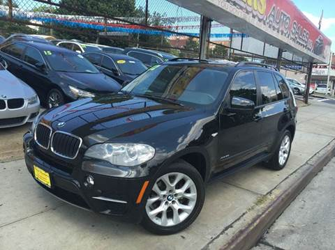2012 BMW X5 for sale at United Brothers Auto Sales in Jamaica NY