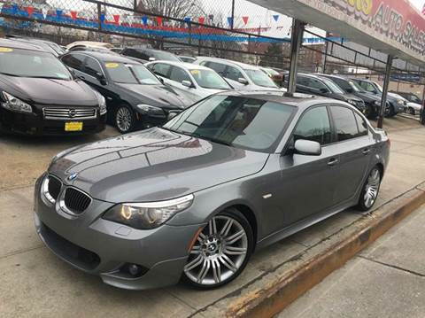 2008 BMW 5 Series for sale at United Brothers Auto Sales in Jamaica NY