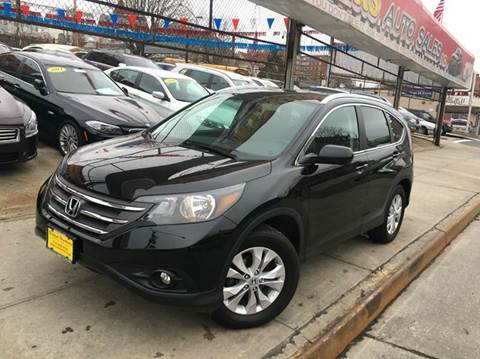 2013 Honda CR-V for sale at United Brothers Auto Sales in Jamaica NY