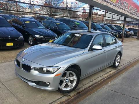 2014 BMW 3 Series for sale at United Brothers Auto Sales in Jamaica NY