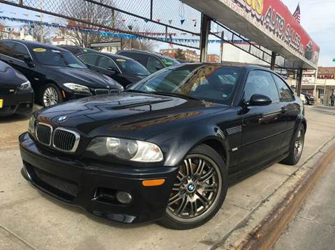 2005 BMW M3 for sale at United Brothers Auto Sales in Jamaica NY
