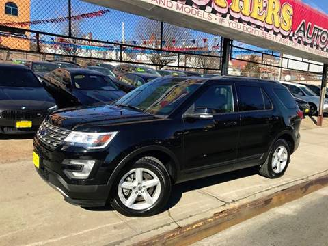 2016 Ford Explorer for sale at United Brothers Auto Sales in Jamaica NY