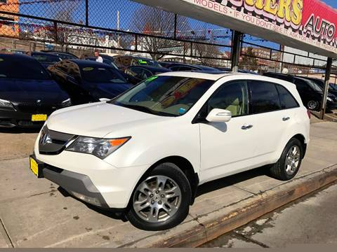 2009 Acura MDX for sale at United Brothers Auto Sales in Jamaica NY