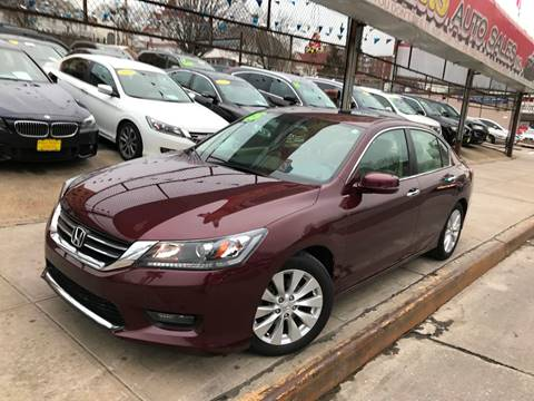 2015 Honda Accord for sale in Jamaica, NY