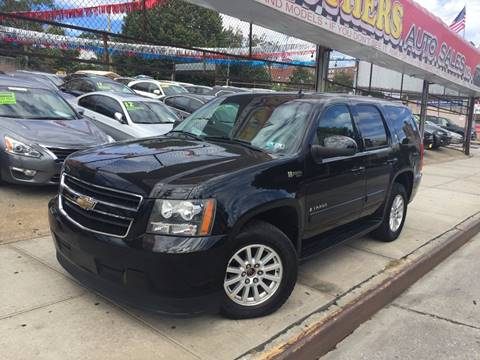 2008 Chevrolet Tahoe for sale at United Brothers Auto Sales in Jamaica NY