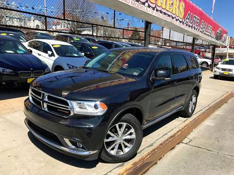 2016 Dodge Durango for sale at United Brothers Auto Sales in Jamaica NY
