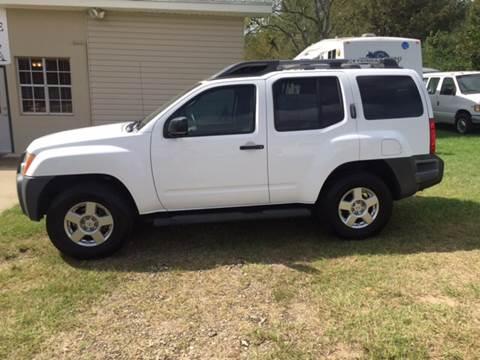 2008 Nissan Xterra for sale in Westville, FL
