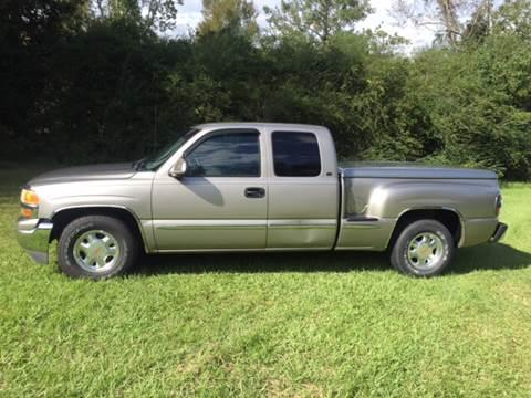 2000 GMC Sierra 1500 for sale in Westville, FL