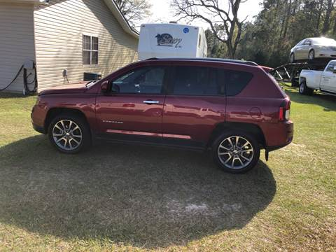 2014 Jeep Compass for sale in Westville, FL