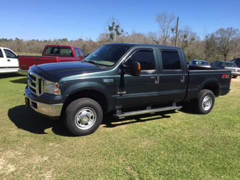 2006 Ford F-250 Super Duty for sale in Westville, FL