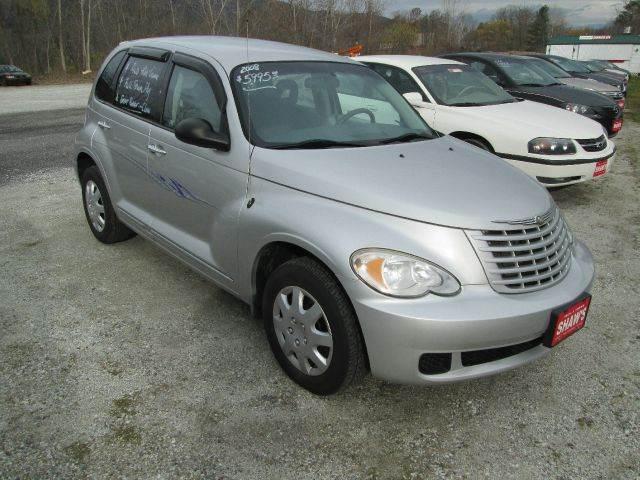 2008 Chrysler PT Cruiser Base 4dr Wagon - Wallingford VT