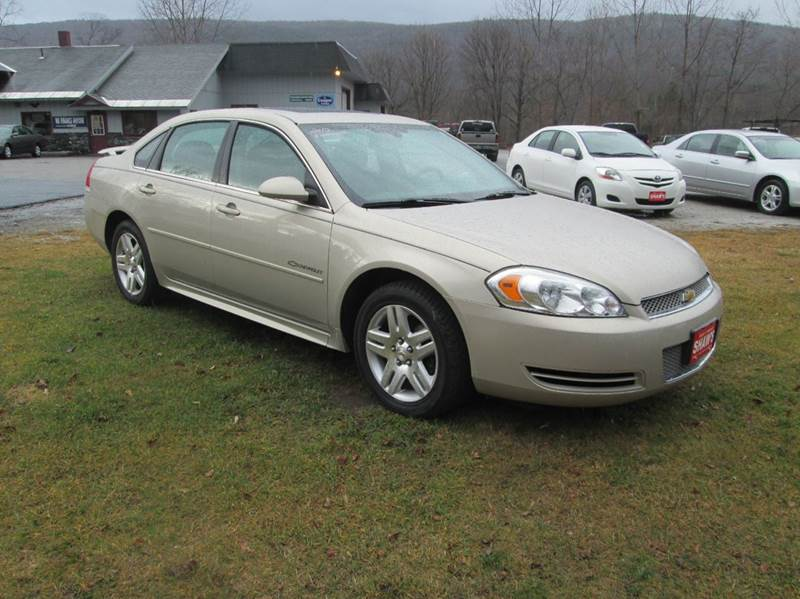2012 Chevrolet Impala LT 4dr Sedan - Wallingford VT