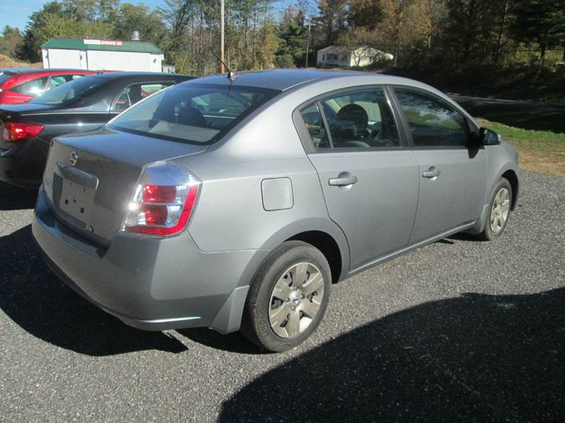 2008 Nissan Sentra 2.0 4dr Sedan - Wallingford VT