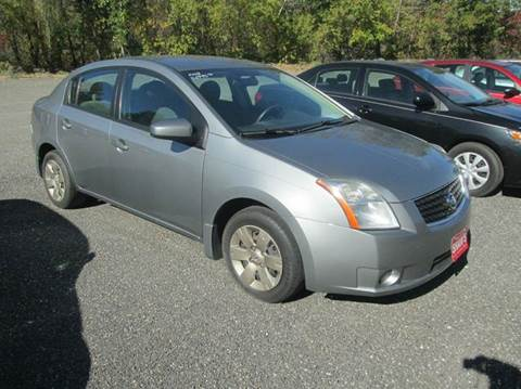 2008 Nissan Sentra for sale at Shaw's Sales & Service in Wallingford VT