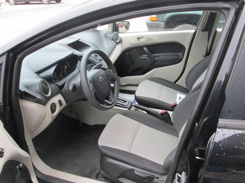 2011 Ford Fiesta S 4dr Sedan - Wallingford VT