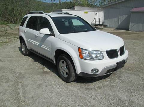 2008 Pontiac Torrent for sale at Shaw's Sales & Service in Wallingford VT