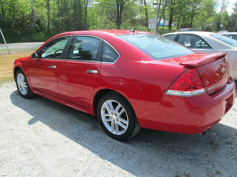 2013 Chevrolet Impala LTZ 4dr Sedan - Wallingford VT
