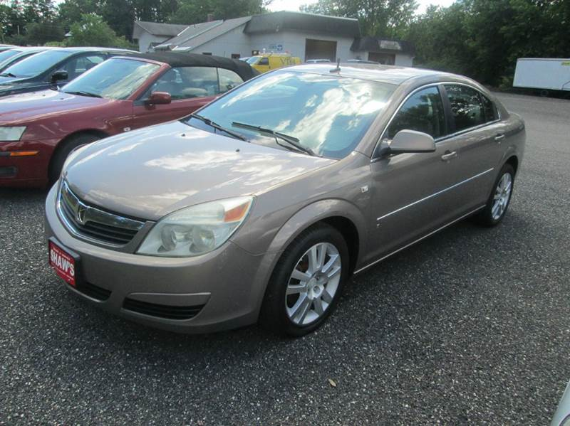 2007 Saturn Aura XE 4dr Sedan - Wallingford VT