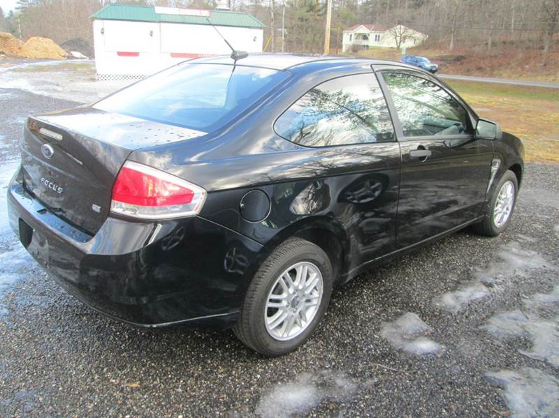 2008 Ford Focus SE 2dr Coupe - Wallingford VT
