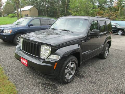 2008 Jeep Liberty for sale in Wallingford, VT