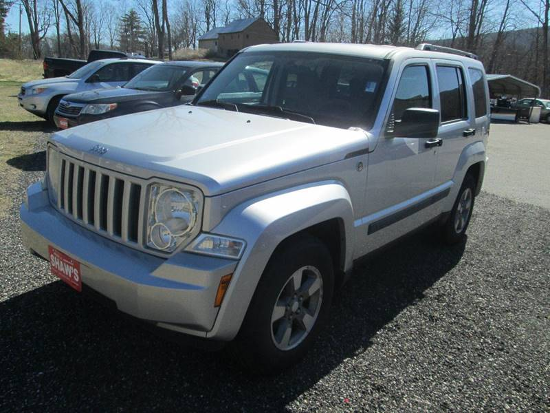 2008 Jeep Liberty 4x4 Sport 4dr SUV In Wallingford VT - SHAW'S SALES