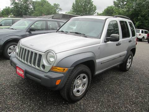 2006 Jeep Liberty for sale in Wallingford, VT