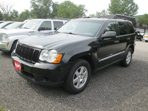 2010 Jeep Grand Cherokee for sale in Wallingford, VT