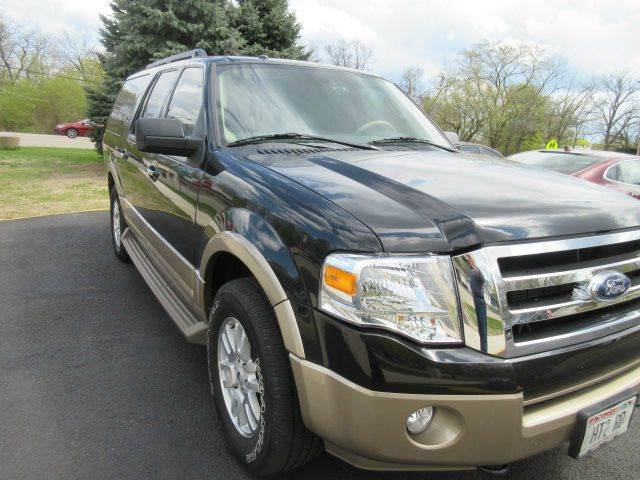 2014 Ford Expedition EL 4x4 King Ranch 4dr SUV - Winthrop Harbor IL