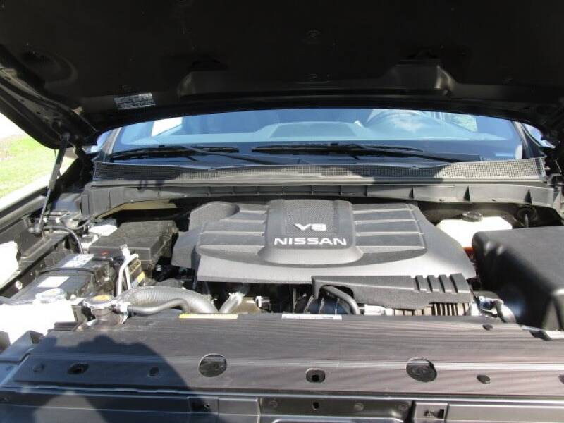 2018 Nissan Titan 4x2 SV 4dr Crew Cab - Winthrop Harbor IL