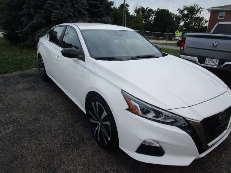 2020 Nissan Altima 2.5 SR 4dr Sedan - Winthrop Harbor IL