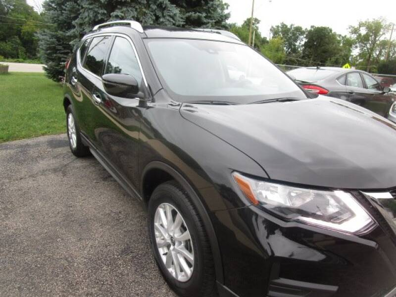 2020 Nissan Rogue AWD SV 4dr Crossover - Winthrop Harbor IL