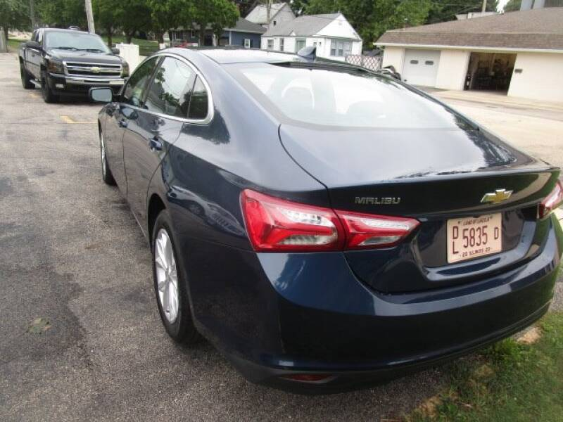 2020 Chevrolet Malibu LT 4dr Sedan - Winthrop Harbor IL