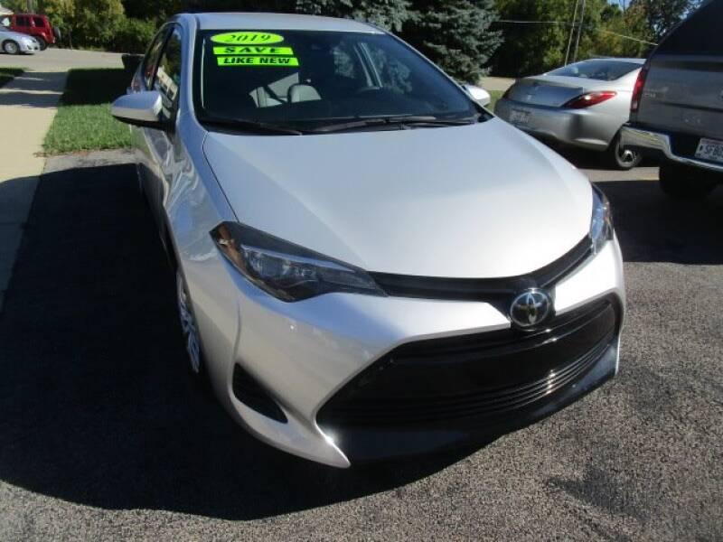 2019 Toyota Corolla LE 4dr Sedan - Winthrop Harbor IL