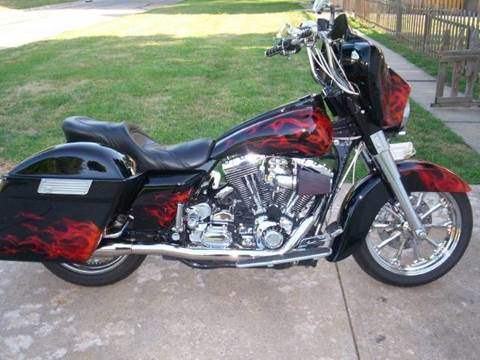 2001 Harley-Davidson Electra Glide for sale at Frieling Auto Sales in Manhattan KS