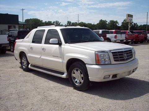 Cadillac Escalade Ext For Sale In Kansas Carsforsale Com