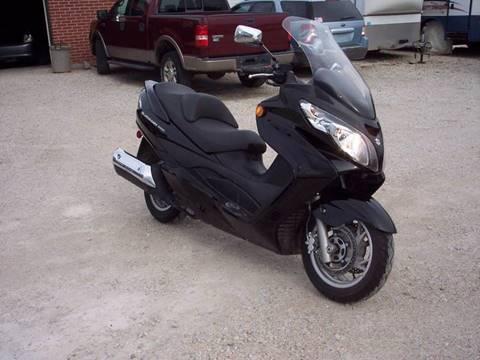 2008 Suzuki Bourgman for sale in Manhattan, KS