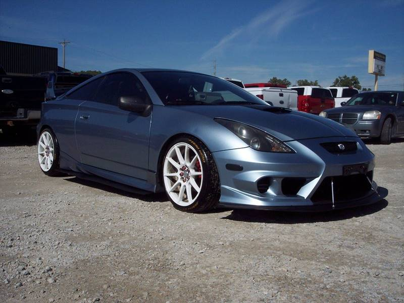 2003 Toyota Celica For Sale At Frieling Auto Sales In Manhattan KS