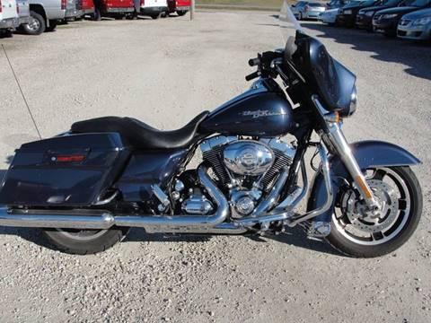 2009 Harley-Davidson Street Glide for sale in Manhattan, KS