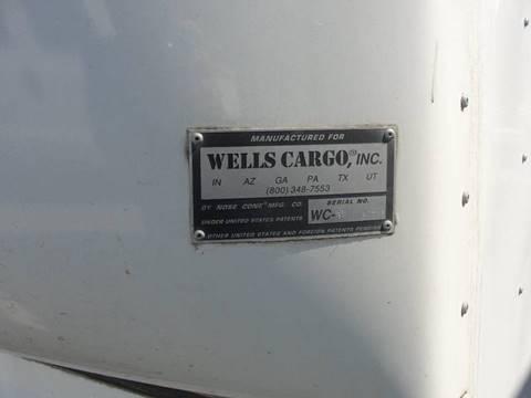 2003 Wells Cargo Cycle wagon