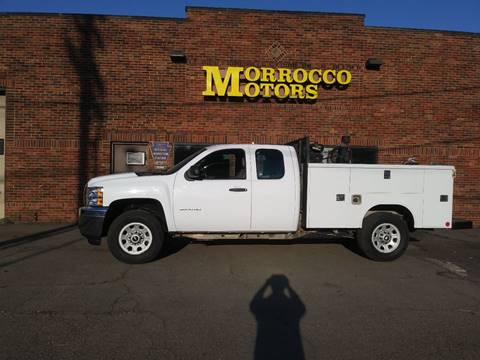 2012 Chevrolet Silverado 3500HD for sale at Morrocco Motors in Erie PA