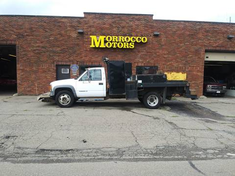 2001 Chevrolet Silverado 3500HD for sale at Morrocco Motors in Erie PA