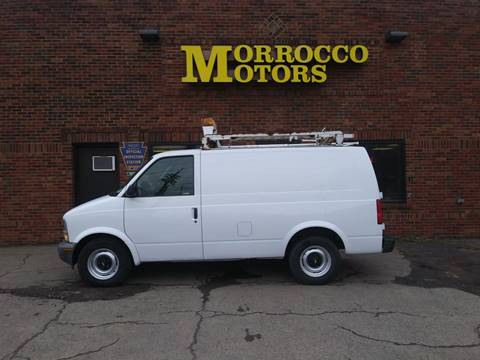 2000 GMC Safari Cargo for sale in Erie, PA