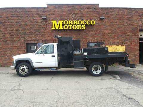 2001 Chevrolet 3500HD LCF for sale in Erie, PA