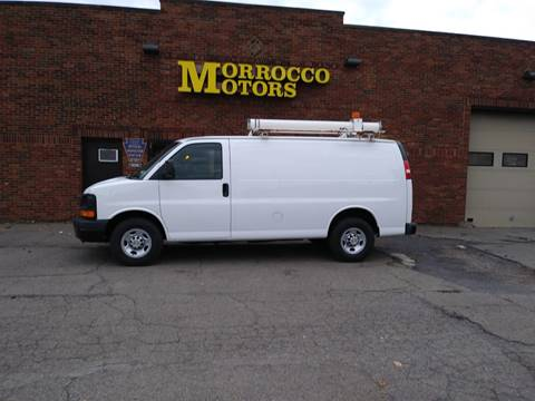 2011 Chevrolet Express Cargo 2500 for sale at Morrocco Motors in Erie PA