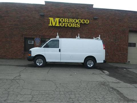 2008 GMC Savana Cargo 3500 for sale at Morrocco Motors in Erie PA
